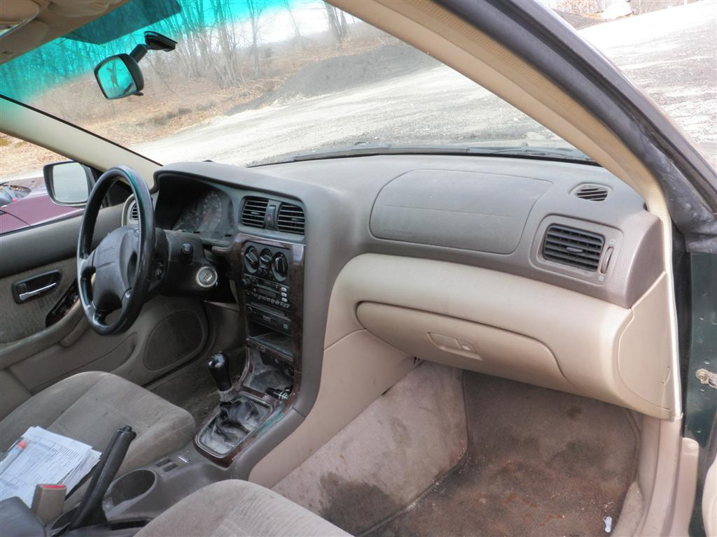 subaru outback manual