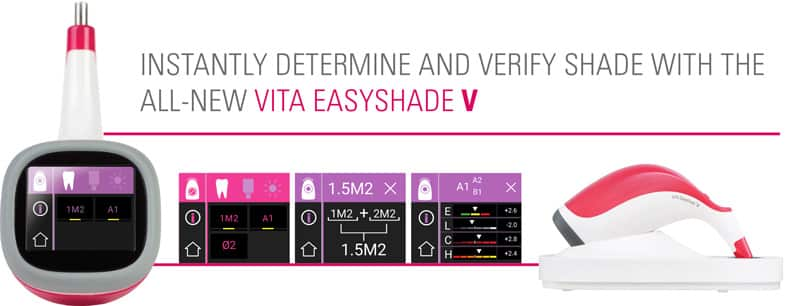 vita digital shade guide