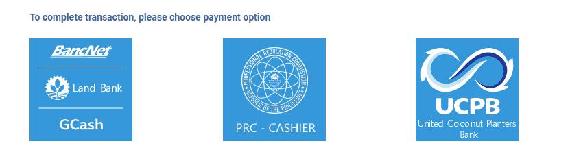 prc online application for let 2019