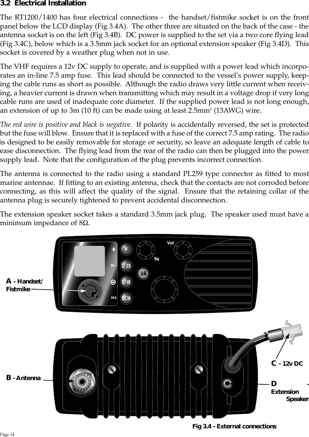 simrad radio manual
