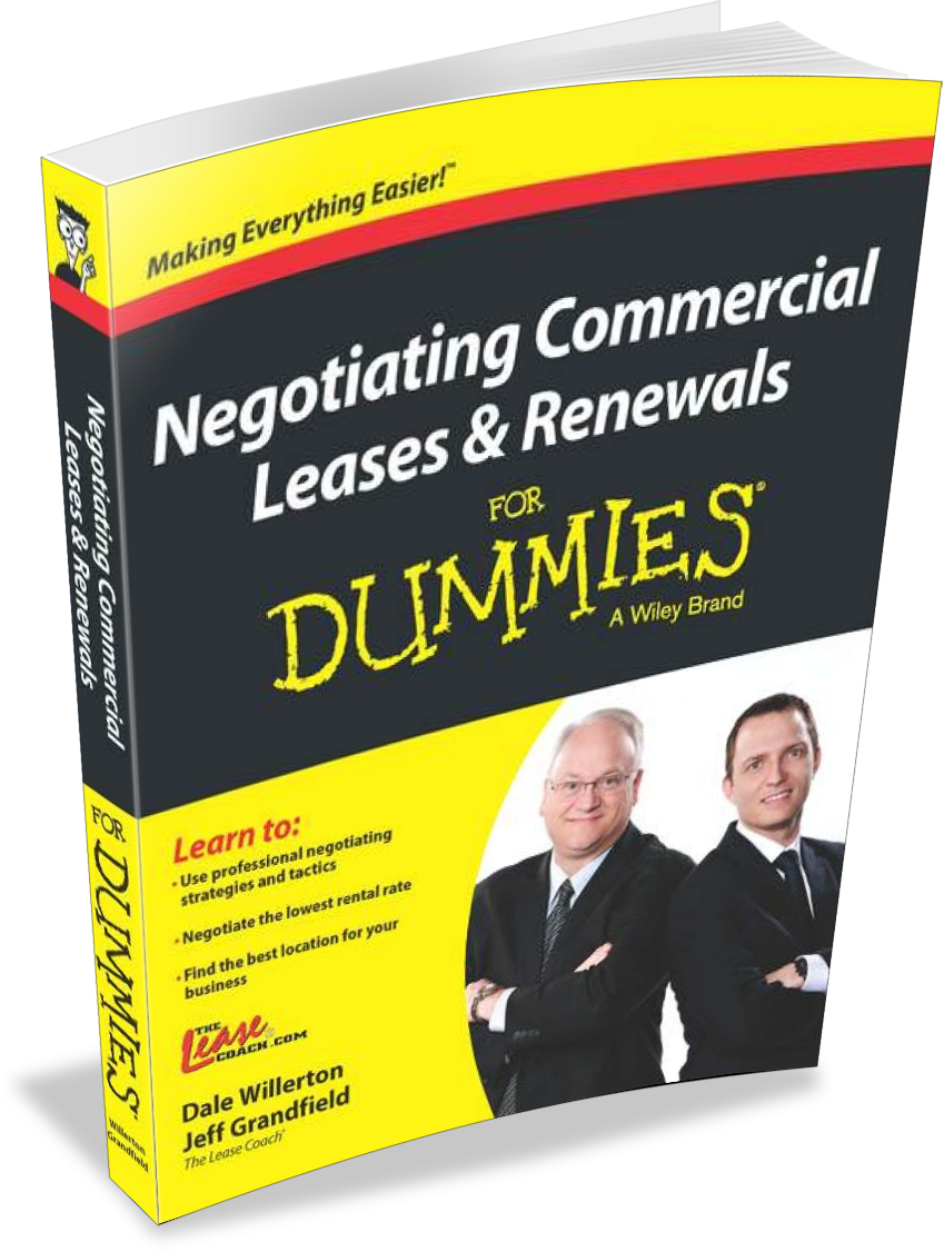 negotiating commercial leases & renewals for dummies pdf