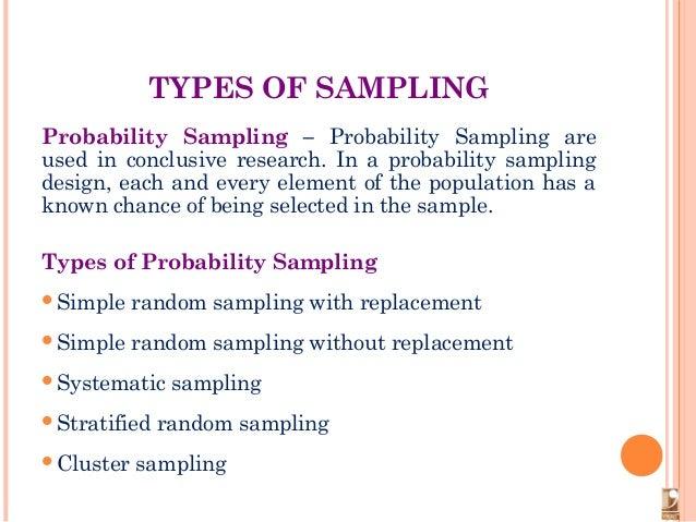 non probability sampling techniques pdf