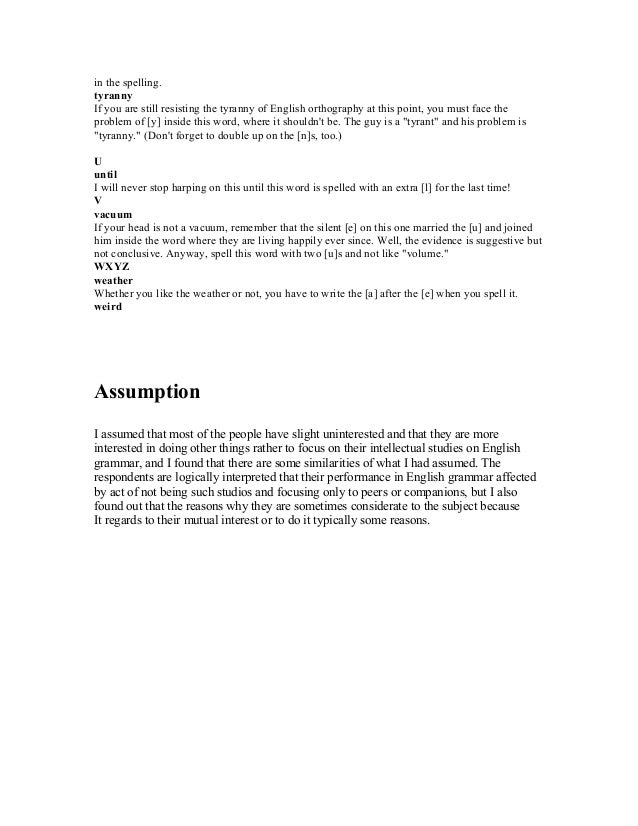 sample limitations section in thesis