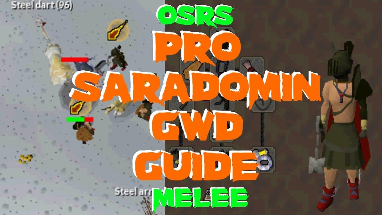osrs melee guide