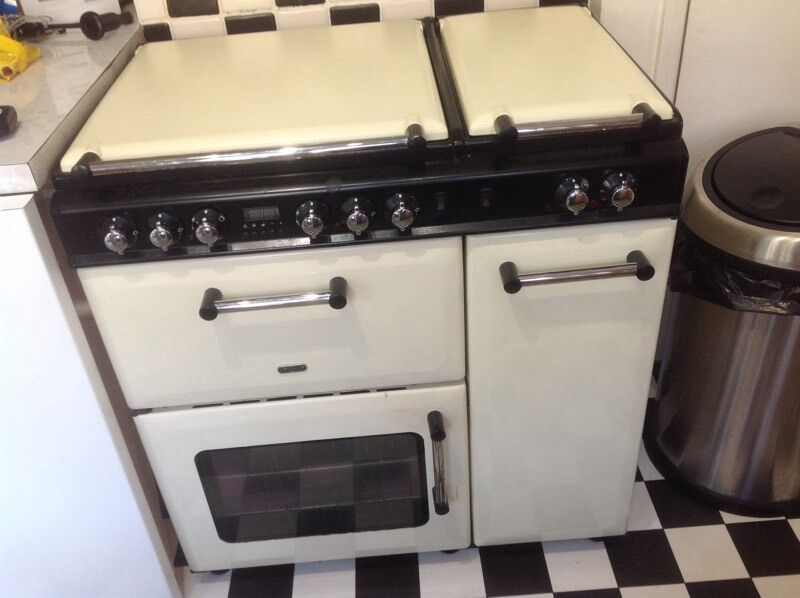 old britannia range cooker instructions