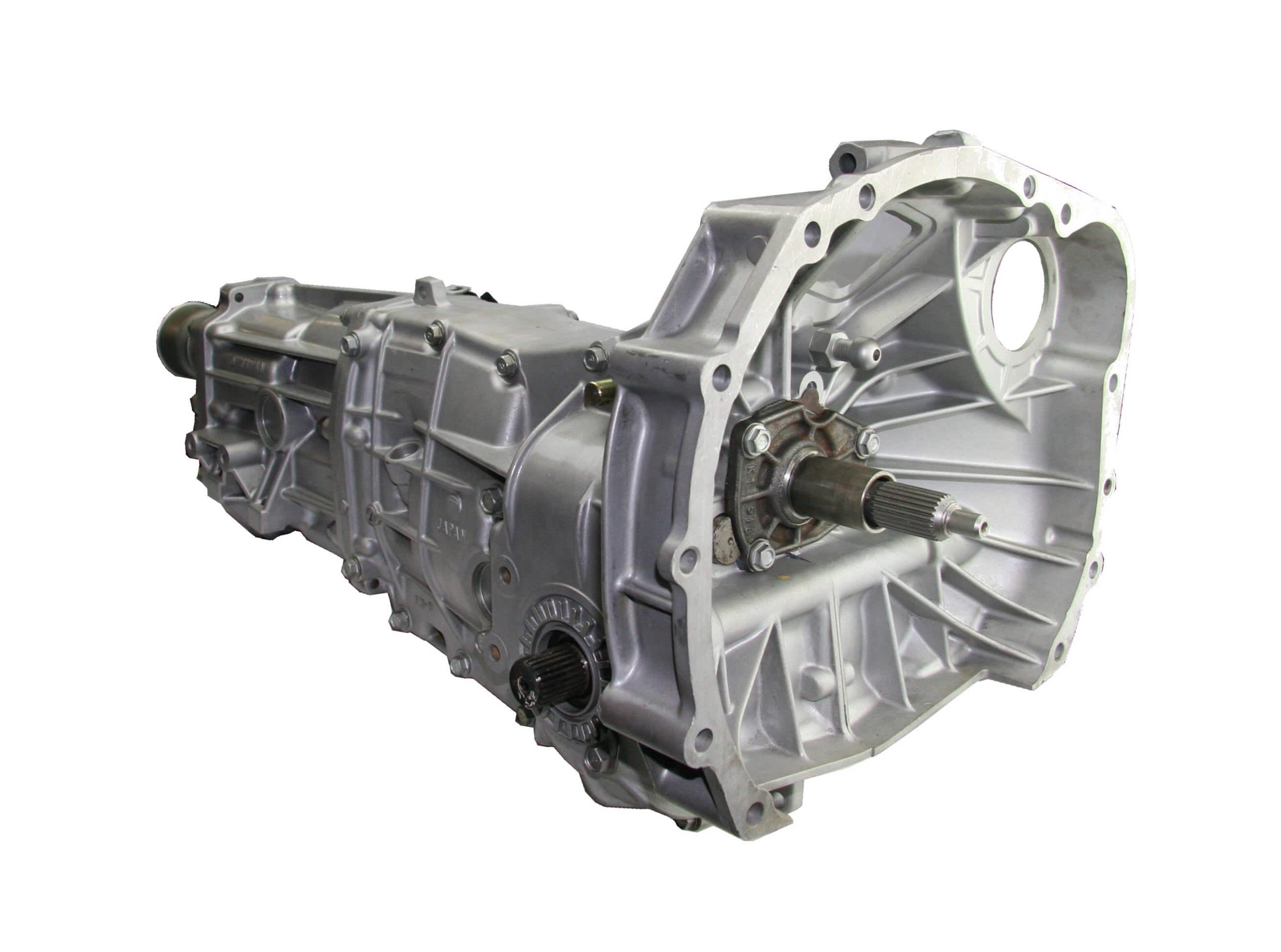 subaru iutback manual gearbox