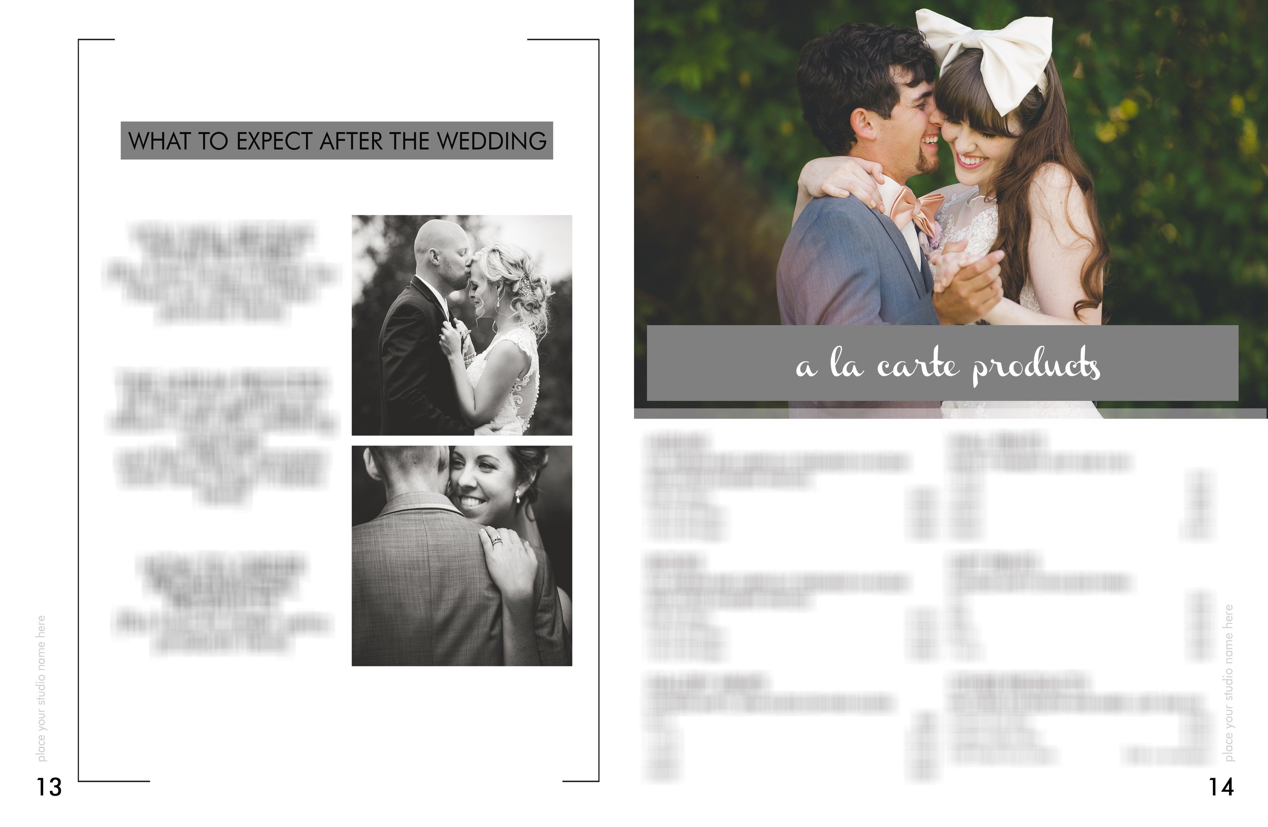wedding tip guide