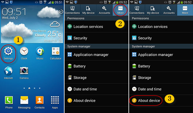 samsung galaxy s4 an application attempted to access system
