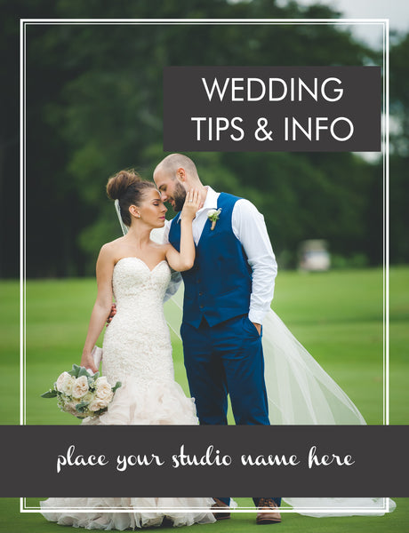 wedding tip guide