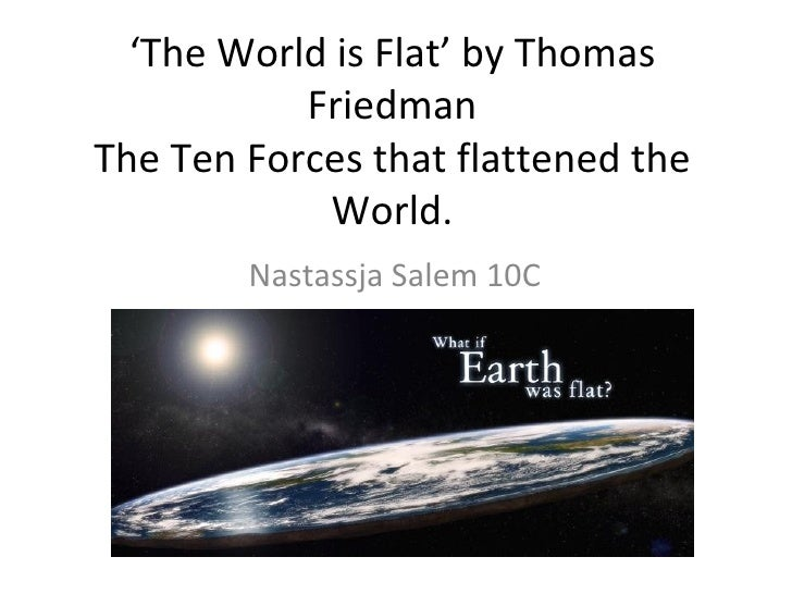 the world is flat pdf