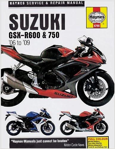 suzuki gsxr 750 owners manual free download