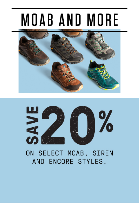 merrell size guide
