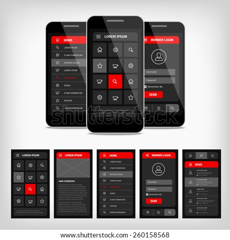 user manual sample for mobile application