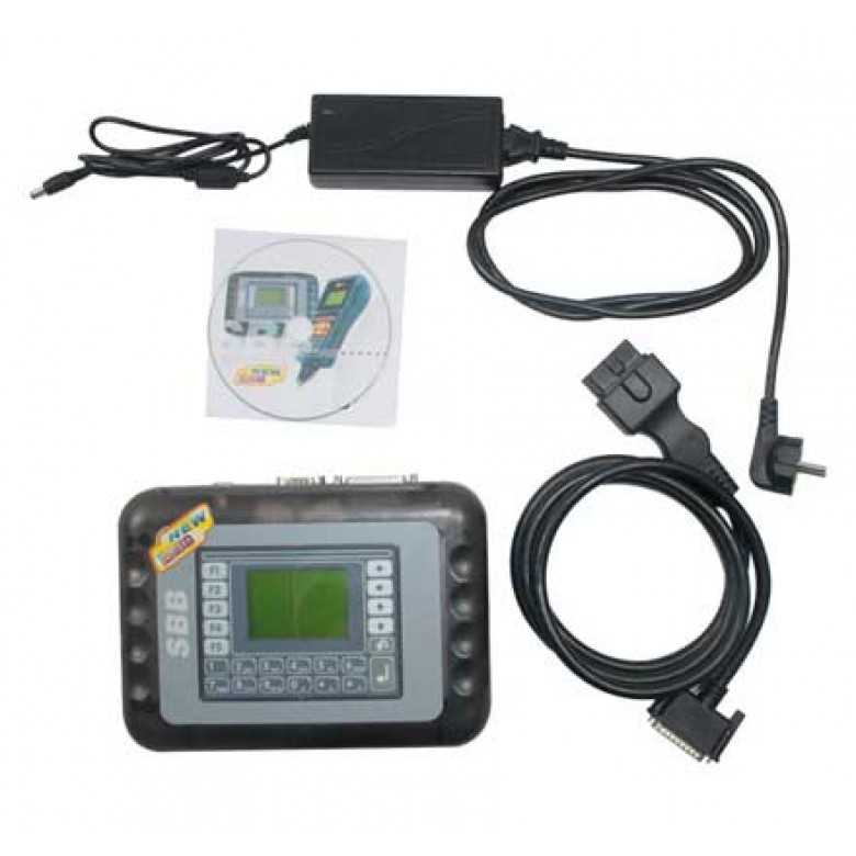 silca sbb key programmer manual