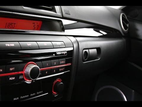 mazda 6 bose sound system manual