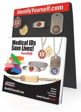 medic alert bracelet application form