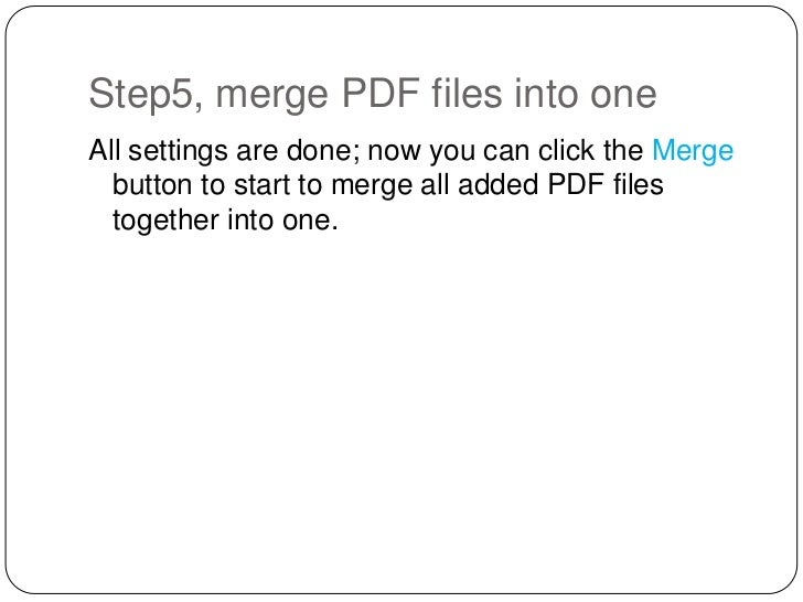 merge 2 pdf pages into 1