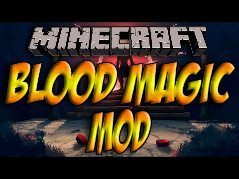 minecraft blood magic guide