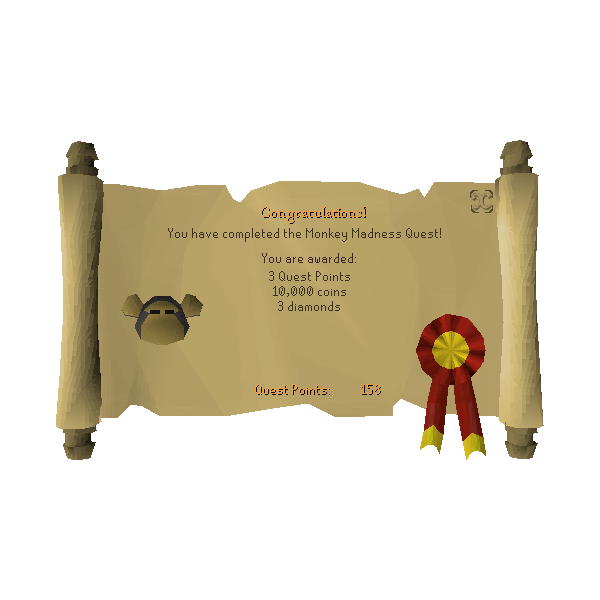 monkey madness rs3 guide