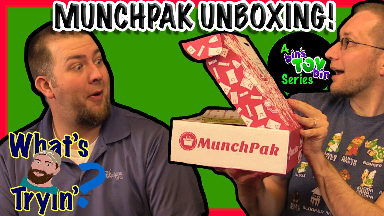 munchpak free sample