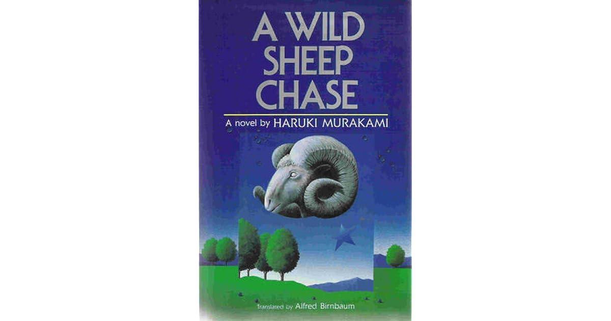 murakami a wild sheep chase pdf