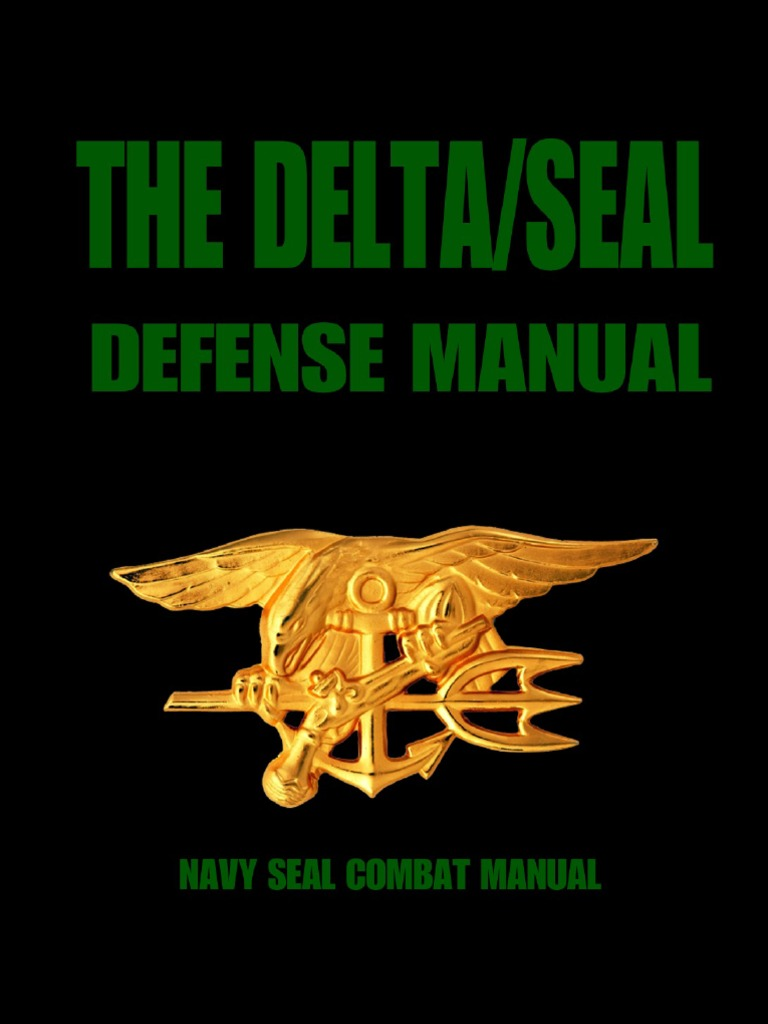 navy seal hand to hand combat manual pdf