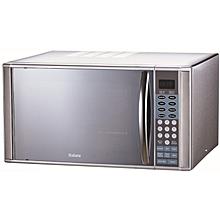 necessities manual microwave oven