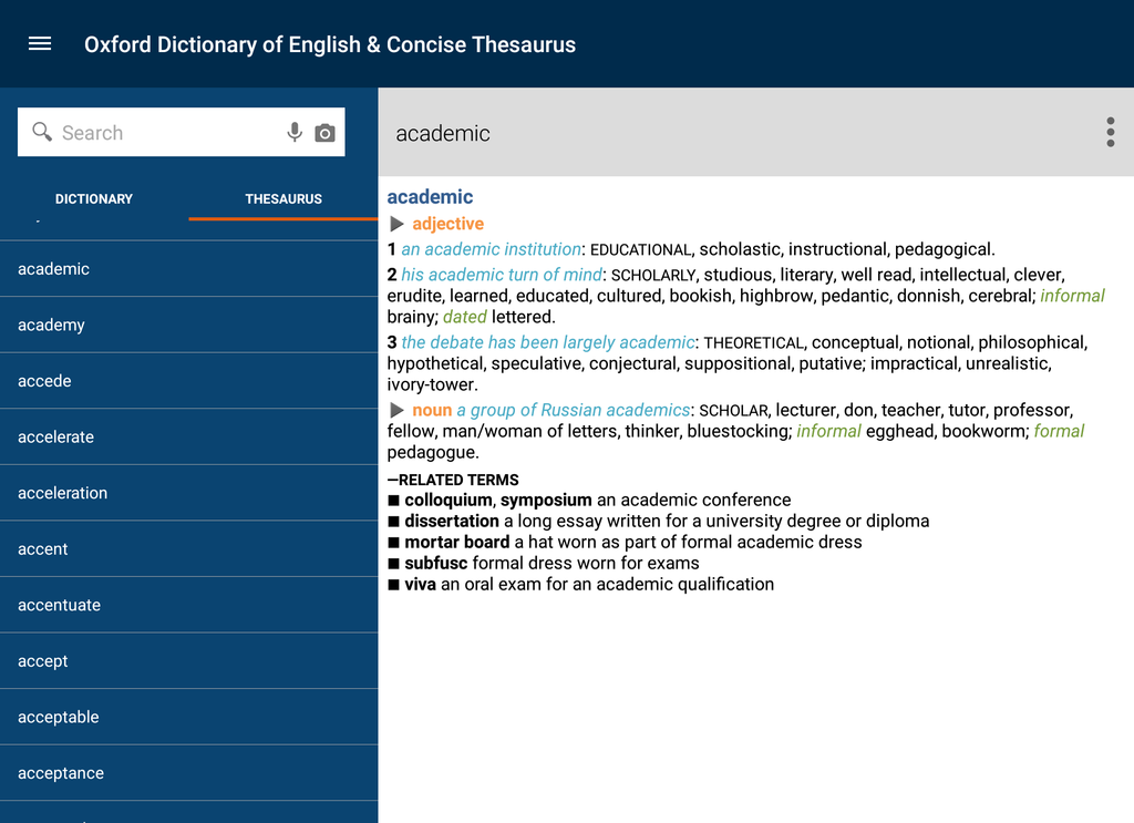 new oxford thesaurus of english pdf