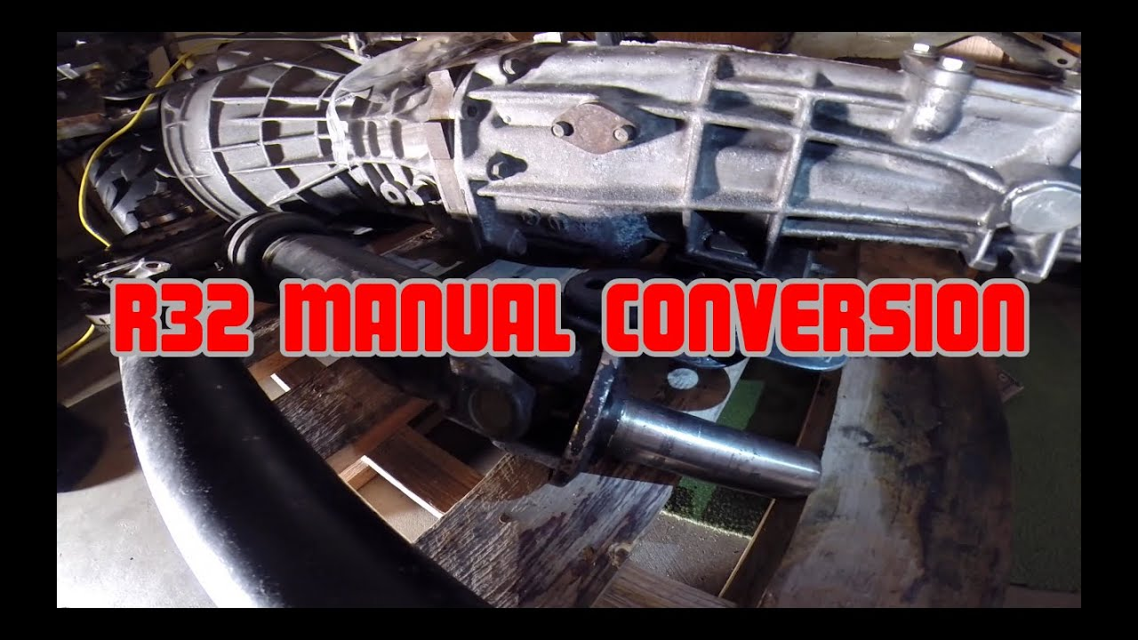 nissan avenir manual conversion