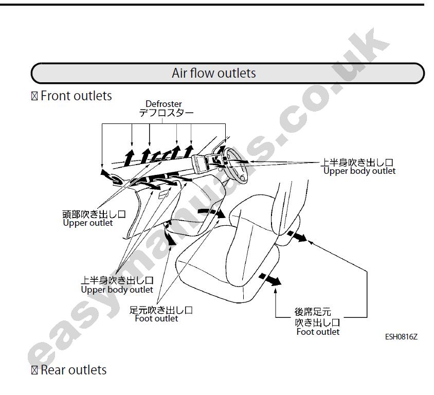 nissan elgrand e51 owners manual pdf