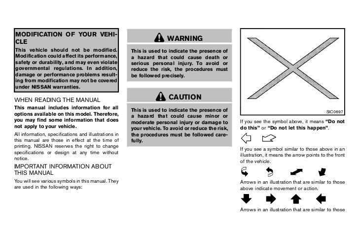 nissan juke owners manual