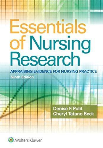 nursing research 10th edition pdf