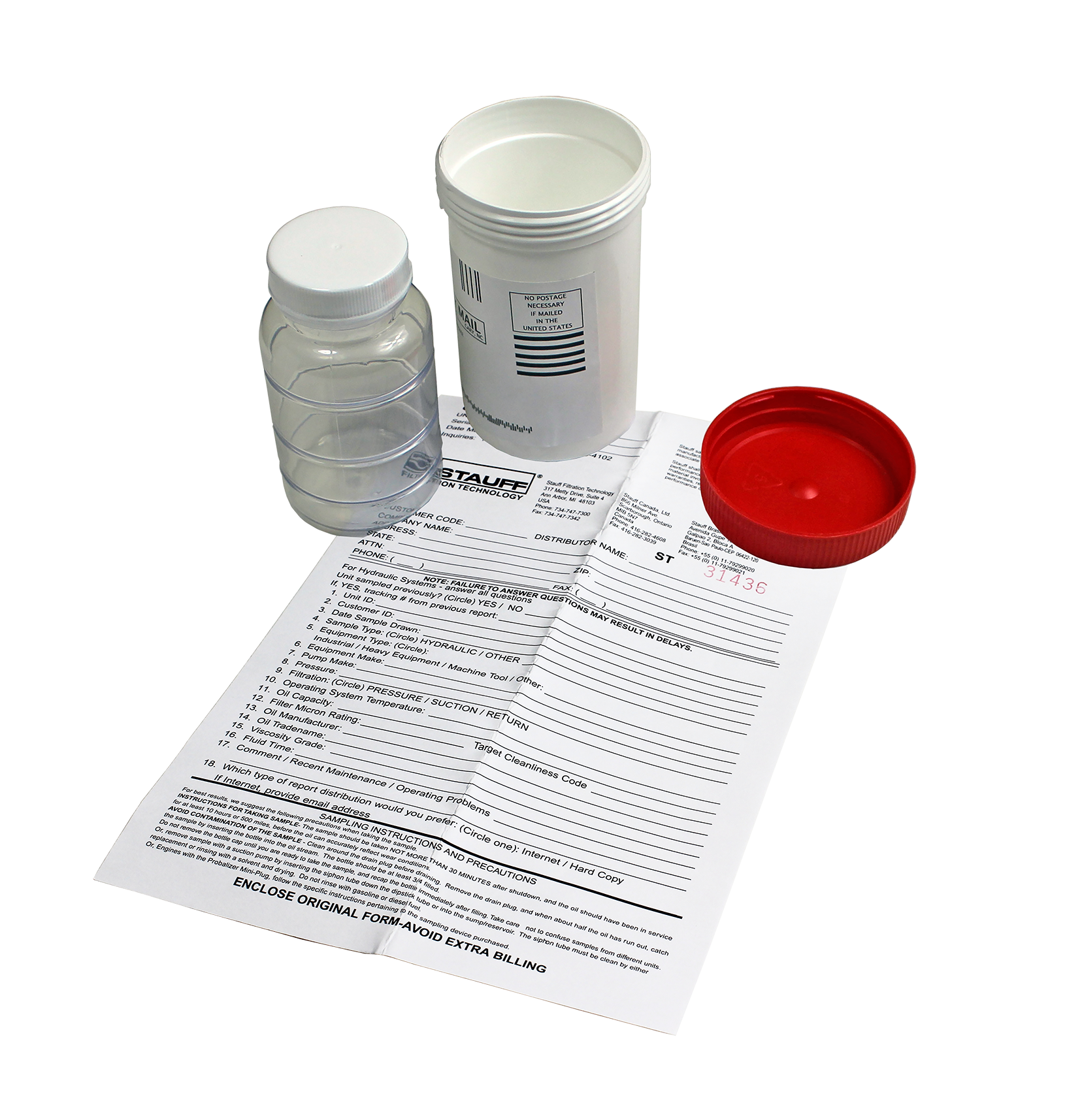oil sample analysis nz