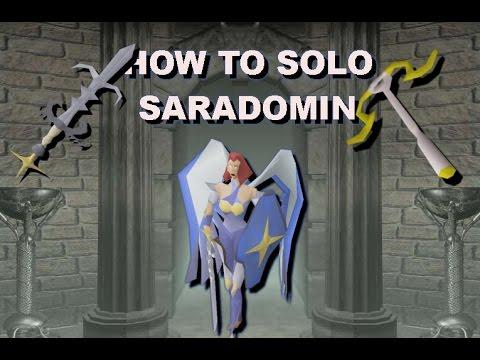 osrs saradomin solo guide
