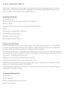 overhead crane inspection checklist pdf