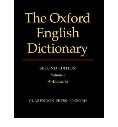 oxford english dictionary 20