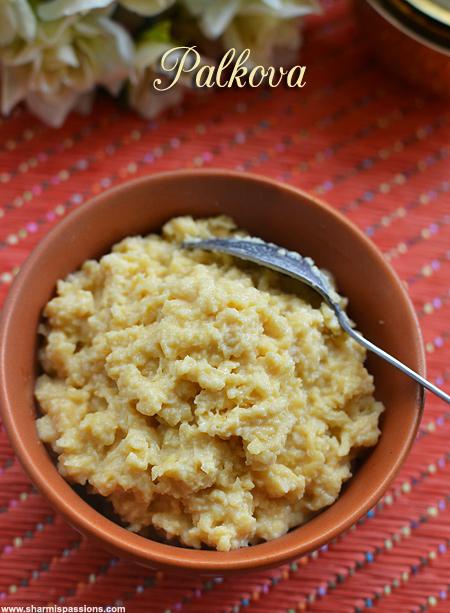 palkova recipe in tamil pdf