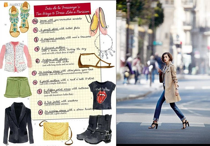 parisian chic a style guide