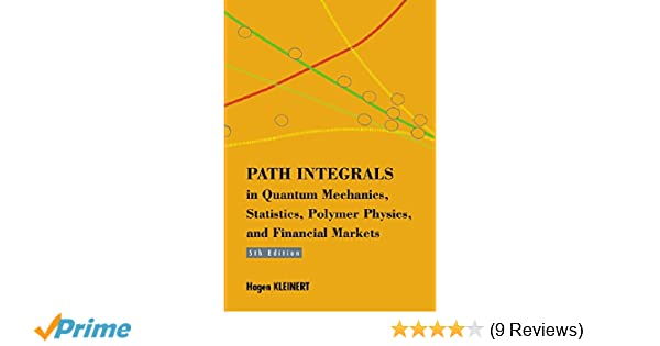 path integrals for pedestrians pdf