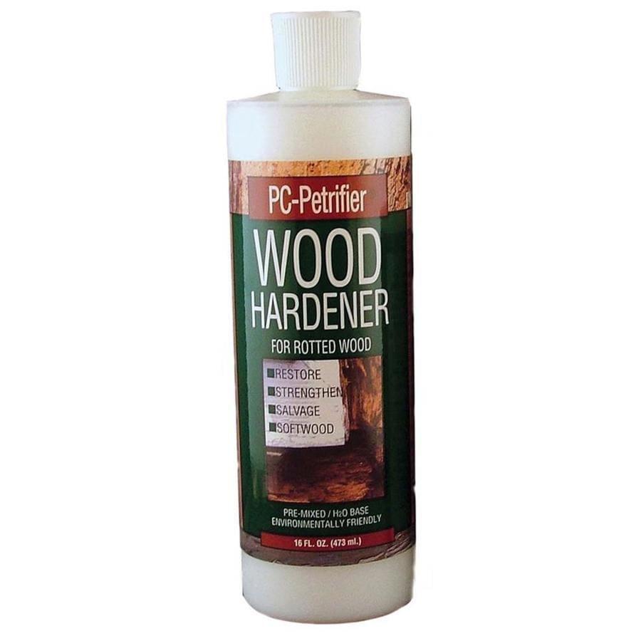 pc petrifier wood hardener instructions