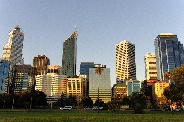 perth city to surf training guide