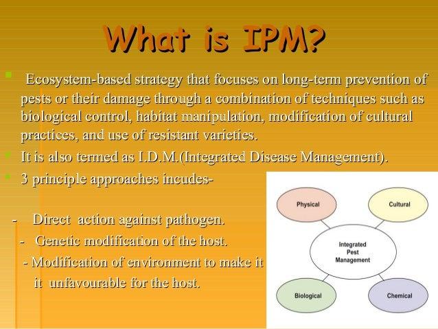 pest control methods pdf