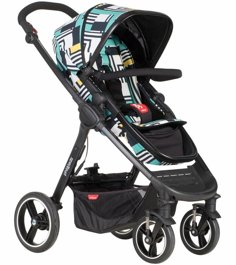 phil and teds mod stroller instructions