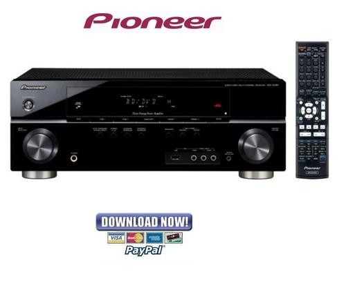 pioneer vsx 819h manual