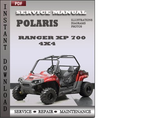 polaris ranger service manual pdf