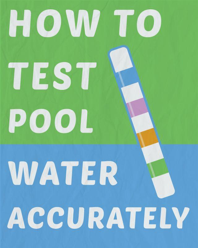 pool water sample testing