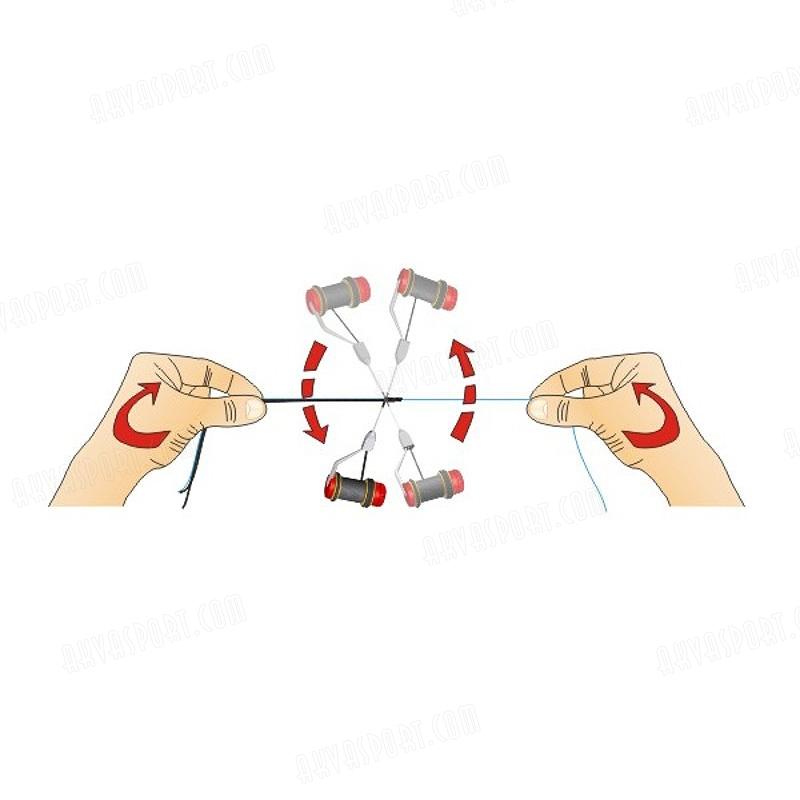 pr knot instructions