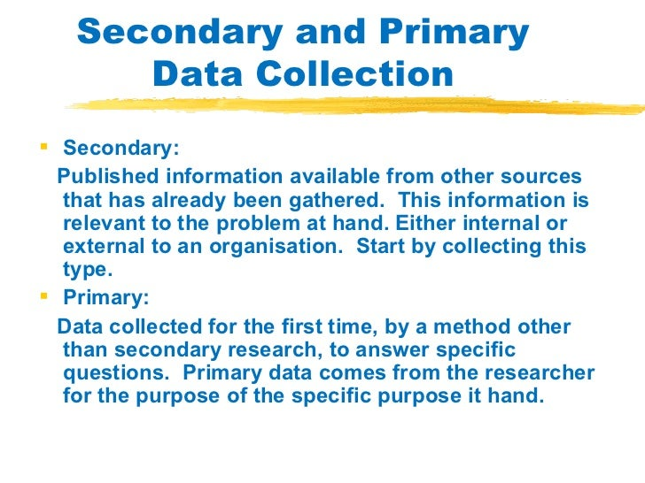 primary and secondary standards pdf