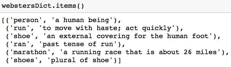python dictionary del method