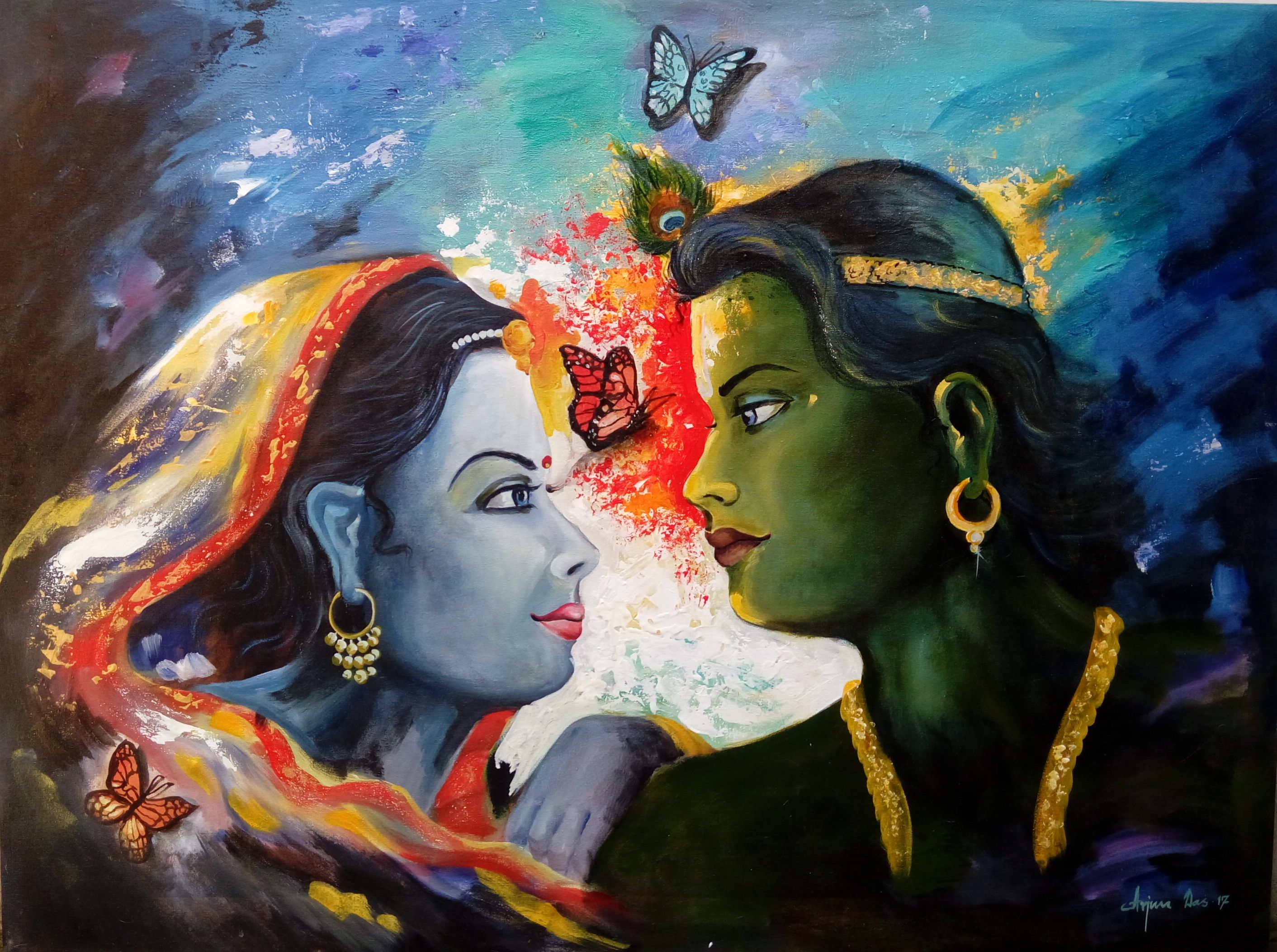 radha krishna love story pdf